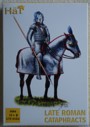 HaT 1/72 HAT8086 Late Roman Cataphracts (Ancients)